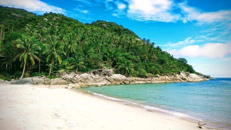 minimalismo playa