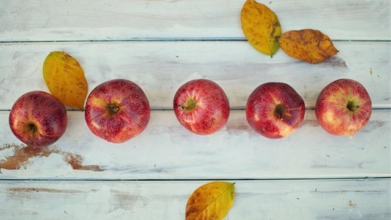 minimalismo comer fruta