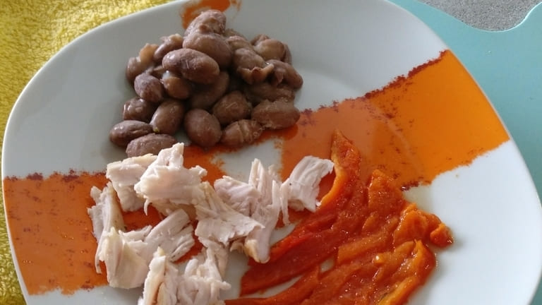 BLW – Alimentos introducidos mes 6 y valoración final